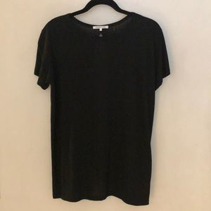 NWOT helmut lang open back t-shirt